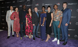 Afton Williamson Photo - 8 September 2018 - Beverly Hills California - Eric Winter Mercedes Mason Richard T Jones Melissa ONeil Alexi Hawley Afton Williamson Alyssa Diaz Titus Makin Jr Nathan Fillion  The Rookie at The Paley Center for Medias 2018 PaleyFest Fall TV Previews - ABC held at The Paley Center for Media Photo Credit PMAAdMedia