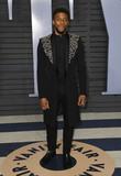 Wallis Annenberg Photo - 04 March 2018 - Los Angeles California - Chadwick Boseman 2018 Vanity Fair Oscar Party hosted following the 90th Academy Awards held at the Wallis Annenberg Center for the Performing Arts Photo Credit Birdie ThompsonAdMedia
