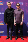 Andy Hurley Photo - 30 April 2016 - Los Angeles California - Pete Wentz Andy Hurley Arrivals for the 2016 Radio Disney Music Awards held at the Microsoft Theater Photo Credit Birdie ThompsonAdMedia
