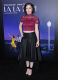 Anna Chazelle Photo - 06 December 2016 - Westwood California Anna Chazelle   Premiere of Liongates La La Land  held at Mann Village Theater Photo Credit Birdie ThompsonAdMedia