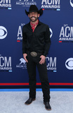 Aaron Watson Photo - 07 April 2019 - Las Vegas NV - Aaron Watson 54th Annual ACM Awards Arrivals at MGM Grand Garden Arena Photo Credit MJTAdMedia