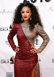 Angela Rye Photo - 01 June 2019 - Santa Monica California - Angela Rye Third Annual Wearable Art Gala hosted by Tina Knowles Lawson and Richard Lawson held at Barker Hangar Photo Credit Alexander G SeyumAdMedia