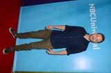 Aaron Ashmore Photo - 02 April 2015 - Pasadena California - Aaron Ashmore Arrivals for the NBC Universal Summer Press Day held at Langham Hotel Photo Credit Birdie ThompsonAdMedia
