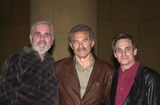 Alex Rocco Photo -  Alex Rocco Richard Rush and Steve Railsback at the American Cinematheques screening of The Stunt Man in Hollywood 02-18-00