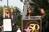 Alex Orbison Photo - Barbara Orbison Wesley Orbison Alex Orbison Roy Orbison Jr at the induction ceremony for Roy Orbison  into the Hollywood Walk of Fame Hollywood CA 01-29-10