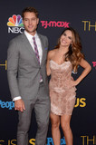 Justin Hartley Photo - Justin Hartley Chrishell Stauseat the This Is Us Season 2 Premiere Red Carpet Neuehouse Hollywood CA 09-26-17