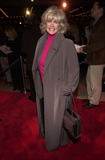 ABBA Photo - Connie Stevens at the premiere of MAMA MIA the musical based on the songs of ABBA Schubert Theater Century City 02-26-01