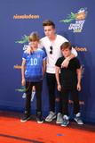 Brooklyn Beckham Photo - Brooklyn Beckham Romeo Beckham Cruz Beckhamat the Nickelodeon Kids Choice Sports Awards 2015 UCLAs Pauley Pavilion Westwood CA 07-16-15
