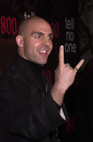 Ahmet Zappa Photo - Ahmet Zappa at the TELL NO ONE 1800 Party Chateau Marmont Hotel Hollywood 05-02-02