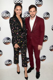 Amber Stevens-West Photo - Amber Stevens West Andrew J Westat the ABC Winter TCA All Star Party The Langham Huntington Pasadena CA 01-08-18