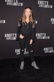 Alyssa Jirrels Photo - Alyssa Jirrelsat Knotts Scary Farm and Instagram Celebrity Night Knotts Berry Farm Buena Park CA 09-29-17