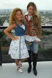 Adrienne Bailon Photo - Adrienne Bailon and Belinda Peregrinat The Cheetah Girls 2 interview session The Mondrian Hotel West Hollywood CA 08-01-06