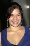 America Ferrera Photo - America Ferrera at the premiere of American Splendor at the Cinerama Dome Hollywood CA 08-07-03