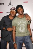 Aldis Hodge Photo - Edwin Hodge and Aldis Hodge at the launch party for the Jordan MP3 Player Cinespace Hollywood CA 12-03-03