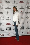 Angie Ruiz Photo - Angie Ruiz at the Gen Art Fall 2005 LA Fashion Week Kick Off Party  MOCA Geffen Contemporary Museum Los ANgeles CA 03-14-05