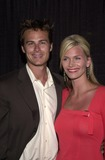 Liam Waite Photo - Natasha Henstridge and Fiance Liam Waite at the Premiere of Showtimes Power And Beauty at the Directors Guild of America Hollywood CA 07-09-02