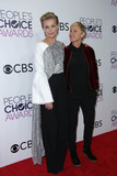 Portia De Rossi Photo - Portia de Rossi Ellen Degeneresat the 42nd Annual Peoples Choice Awards Press Room Microsoft Theater Los Angeles CA 01-18-17