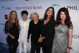 Abby Travis Photo - Charlotte Caffey Jane Wiedlin Gina Schock Belinda Carlisle Abby Travisat the Hollywood Bowl Opening Night and Hall Of Fame Ceremony Hollywood Bowl Hollywood CA 06-21-14