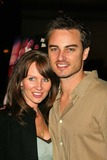 Harmoni Everett Photo - Kerr Smith and wife Harmoni Everett at the Lackawanna Blues Premiere Directors Guild of America West Hollywood CA 02-03-05