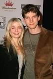 Stark Sands Photo - Stark Sands and friendat the opening of the musical Rock of Ages The Vanguard Theatre Hollywood CA 01-28-06