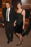 Alessandro Nivola Photo - Alessandro Nivola and Emily Mortimer at the InStyle Golden Globes Party Beverly Hilton Hotel Beverly Hills CA 01-19-03