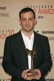 Alejandro Amenabar Photo - Alejandro Amenabar at the 20th IFP Independent Spirit Awards - Press Room Santa Monica CA 02-26-05