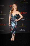 Jaime Ray Newman Photo - Jaime Ray Newmanat The Weinstein Company  Netflix 2016 Golden Globe After Party Beverly Hilton Beverly Hills CA 01-10-16