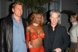 Coco Johnson Photo - Chris Breed Coco Johnson and Bill Maher at the 3rd Annual Angels on the Fairway Celebrity Golf Tournament Tee Off Party White Lotus Hollywood CA 06-12-03