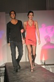 Adrienne Curry Photo - Daniel Dehan and Adrienne Curry on the runway at the 2008 Troy Kingdom Fashion Show Boulevard3 Hollywood CA 01-10-08