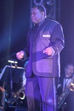 Aretha Franklin Photo - HB Barnum the band leader at the Aretha Franklin Concert at the Greek Theatre Los Angeles CA 09-18-04