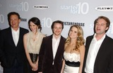 Alice Eve Photo - Tom Hanks Rebecca Hall James McAvoy Alice Eve and Tom Vaughanat the Los Angeles premiere of Starter for Ten Arclight Theatres Hollywood CA 02-06-07