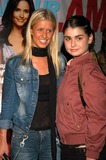 Aimee Osbourne Photo - Aimee Osbourne and Nicky Hilton at Glamour Magazine Dont Party Shakeys Pizza Los Angeles Calif 05-08-03
