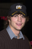 Ashton Kutcher Photo -  Ashton Kutcher at the premiere of Warner Brothers Summer Catch at Manns Village Theater Westwood 08-22-01