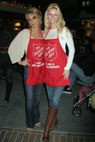 Aubrie Lemon Photo - Trisha Kara and Aubrie Lemonat The Salvation Armys Annual Kettle Kick Off Honoring Honorary Mayor Johnny Grant and Local and County Fire Chiefs The Original Farmers Market Los Angeles CA 11-19-07