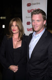 Kelly LeBrock Photo -  Anthony Michael Hall and Kelly LeBrock at the 3rd Annual Vanity FairErmenegildo Zegna Cast Your Ballot party to benefit Cedars-Sinais COACH for Kids Mobile Medical Clinic Zegna Beverly Hills 03-21-01
