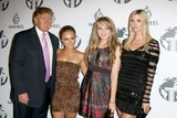 Tiffany Photo - Donald Trump and Hayden Panettiere with Tiffany Trump and Ivanka Trump at a party to introduce the Trump Tower Dubai The Tar Estate Bel Air CA 08-23-08