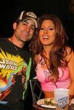 Mike Kasem Photo - Mike Kasem and sister Kerri Kasem at the MGD Party Playboy Mansion Beverly Hills CA 02-25-05