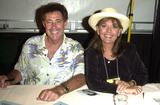 Dawn Wells Photo - Barry Williams and Dawn Wells at the Official TV Land Convention Burbank Airport Hilton Burbank CA 08-16-03