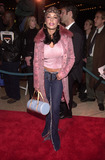 ABBA Photo - Apollonia at the premiere of MAMA MIA the musical based on the songs of ABBA Schubert Theater Century City 02-26-01