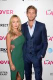MATT BARR Photo - Kelly Turner Matt Barrat The Layover Los Angeles Premiere Arclight Hollywood CA 08-23-17