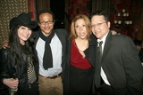 Sophia Santi Photo - Elissa Dowling Clinton H Wallace Sophia Santi and Edwin Santosat the Playback Wrap Party House of Blues West Hollywood CA 04-04-10