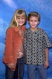 Jenna Boyd Photo - Jenna Boyd and brother Cayden Boyd at the premiere of Disneys Treasure Planet at the Arclight Cinerama Dome Hollywood CA 11-17-02
