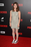 Lucy Griffiths Photo - Lucy Griffithsat the premiere screening of AMCs Preacher Regal Cinemas Los Angeles CA 05-14-16
