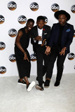 David Jones Photo - Bernard David Jones Brandon Micheal Hall Marcel Spearsat the ABC TCA Summer Preview Party Beverly Hilton Beverly Hills CA 08-06-17