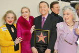 Carol Connors Photo - Carol Connors Anne Jeffreys Fred Travalena Wink Martindale (back row) and Ann Rutherford at Travalenas Induction on the Hollywood Walk of Fame Hollywood Blvd Hollywood CA 02-03-05