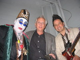 Elvis Presley Photo - Count Smokula Ray Campi and Roy from Rod from the Mastertones at the Elvis Presley 70th Birthday Tribute Music Box Theater Hollywood CA 01-08-05