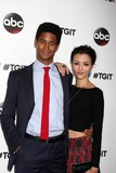 Alfred Enoch Photo - Alfred Enoch Katie FindlayTGIT Premiere Event for Greys Anatomy Scandal How to Get Away With Murder Palihouse West Hollywood CA 09-20-14David EdwardsDailyCeleb 818-249-4998