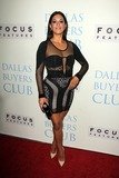 Angelique Cabral Photo - Angelique Cabralat the Dallas Buyers Club Los Angeles Premiere Academy of Motion Picture Arts and Sciences Beverly Hills CA 10-17-13