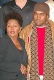 Anita Baker Photo - Anita Baker and Kanye West at the The 47th Annual GRAMMY Awards Nominations The Music Box Los Angeles CA 12-07-04