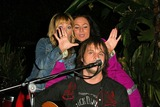 Anise Labrum Photo - Anise Labrum and Shoxwaken Hincks and Lindsey Labrum At the Listen Closely World Premiere starring EG Daily Benefits Last Chance for Animals The Court Theatre Los Angeles CA 02-18-05